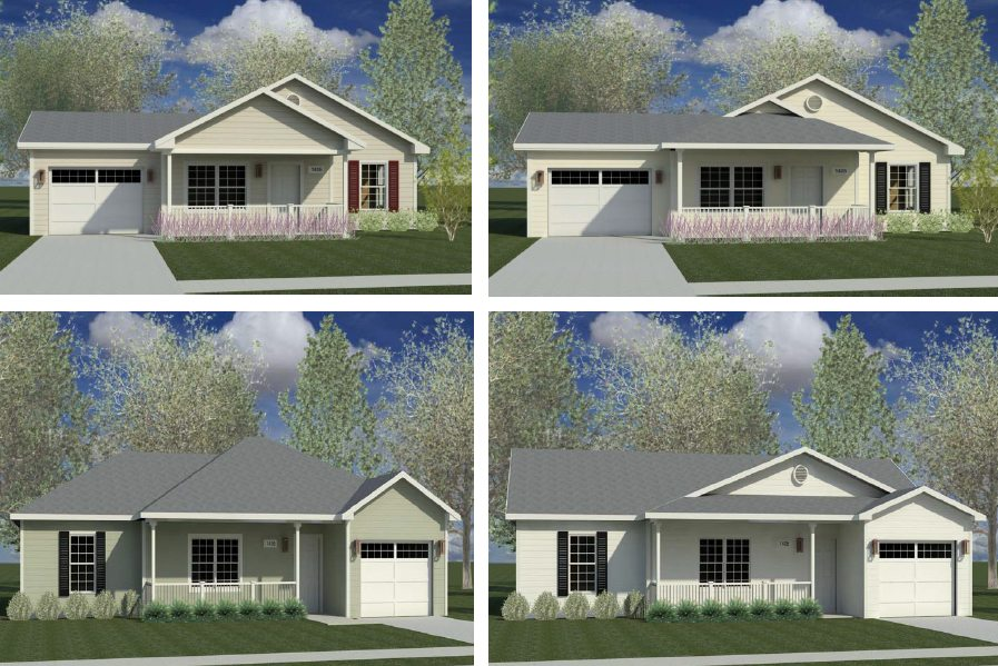 Project home housing application