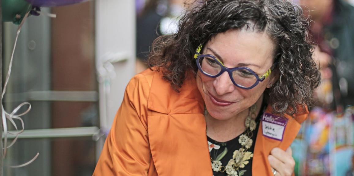 Congrats are in Order, to Debbie Schwartz!