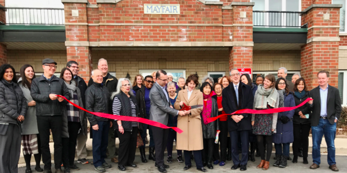 The Mayfair Commons Apartments in Albany Park is getting a multi-million dollar renovation!