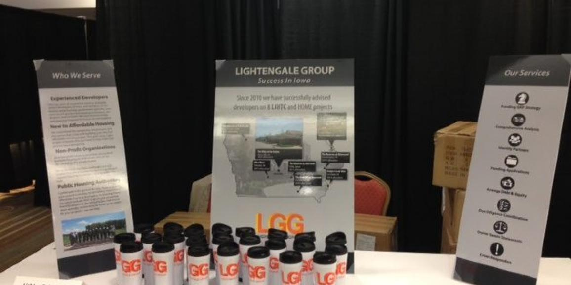LGG to Exhibit at the 2014 Iowa Housing Conference September 3-5, 2014