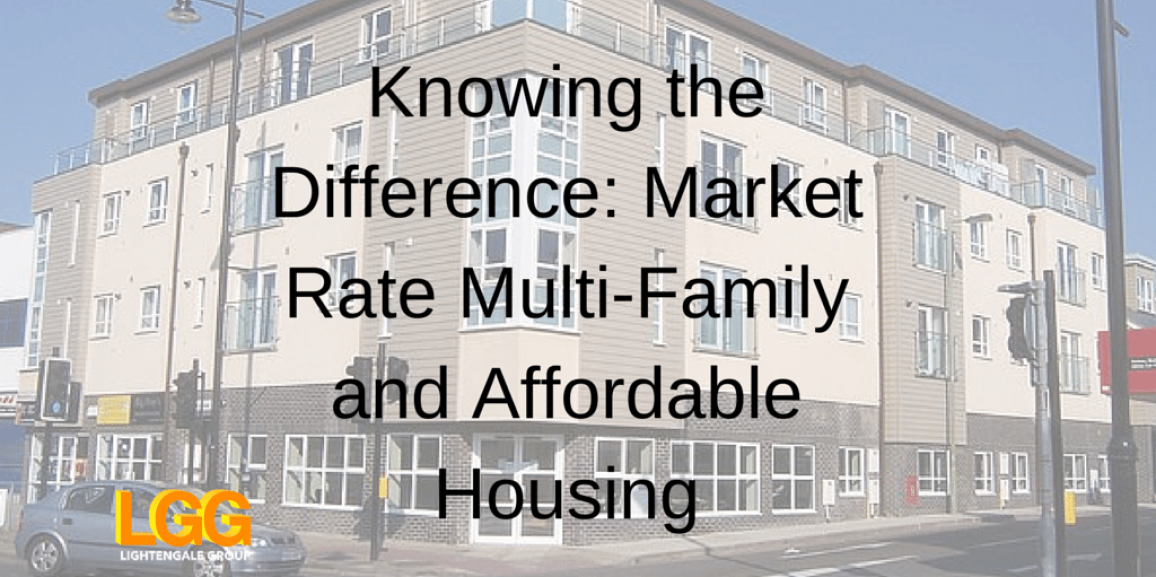 Knowing the Difference: Financing Market Rate versus Affordable Housing Multi-Family