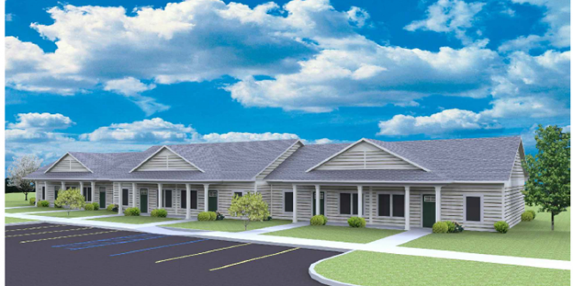 Diamond Senior Apartments of Breese financing closes!!