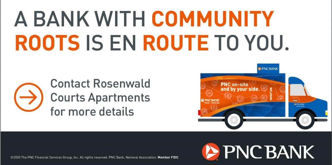 Rosenwald Courts x PNC Bank Mobile Units