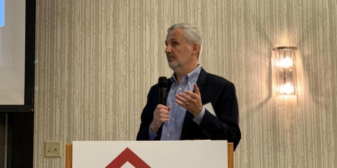 Larry Pusateri presents at 2019 Housing Matters! Conference