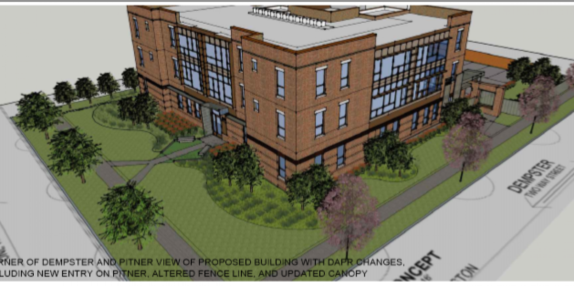 HOW Evanston Development Closes on Financing.